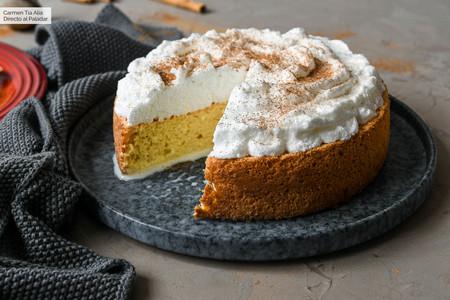 Receta De Pastel Tarta O Torta Tres Leches Receta De Cocina Fácil Y Deliciosa