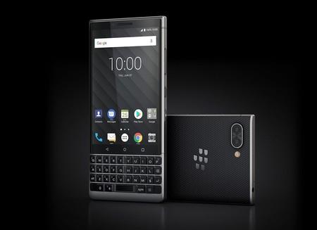 Blackberry Key2: un móvil icónico con teclado físico que añade por primera vez cámara doble