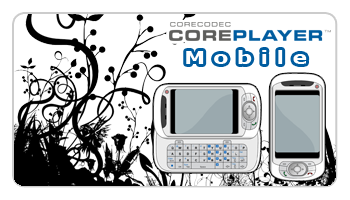 CorePlayer Mobile, reproductor de contenido multimedia