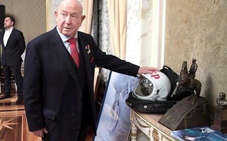 Fallece a los 85 años de edad la primera persona que dio una caminata espacial