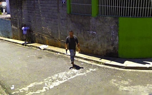 Foto de Google Street View fotos por Jon Rafman (13/32)