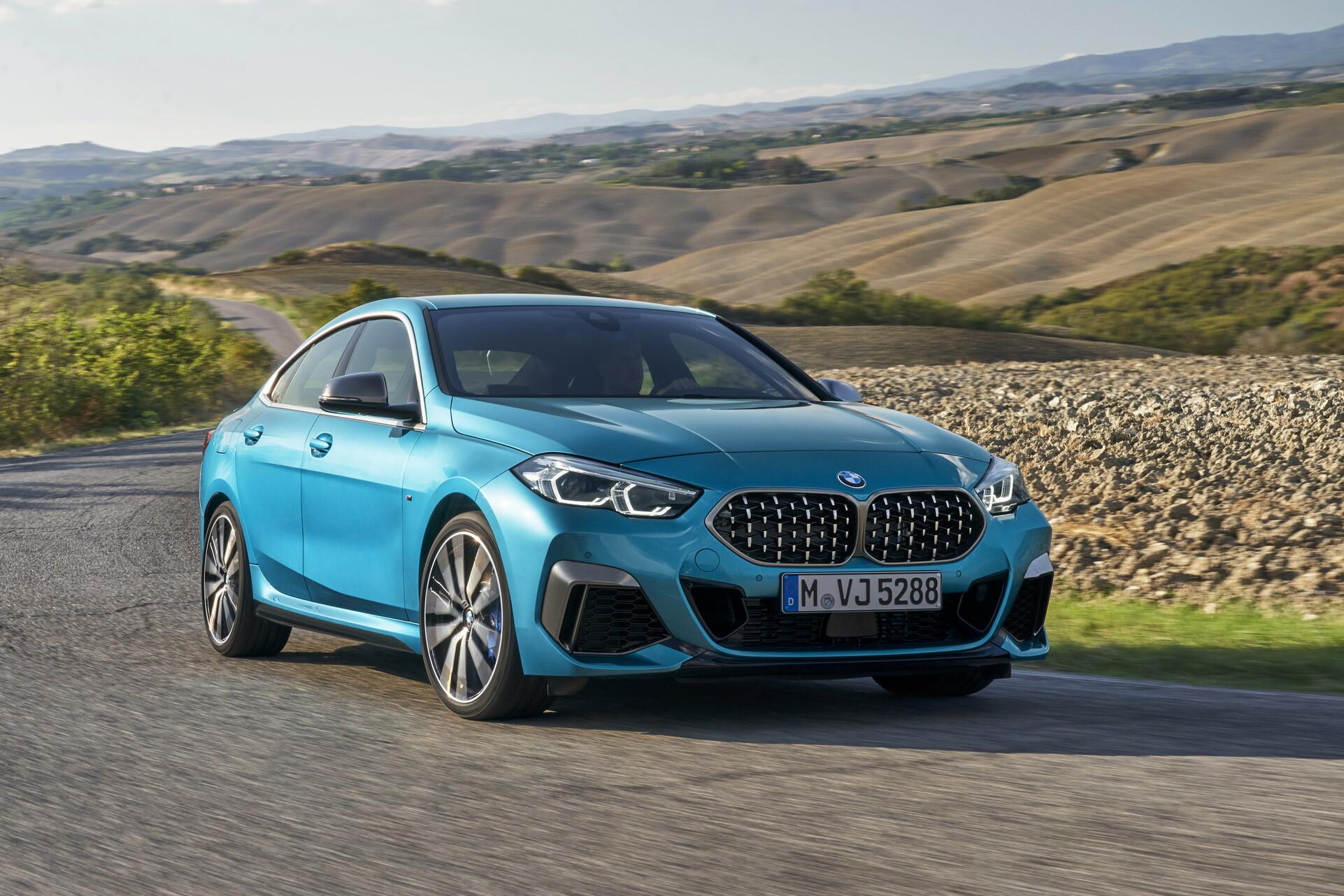 Foto de BMW Serie 2 Gran Coupé (15/24)