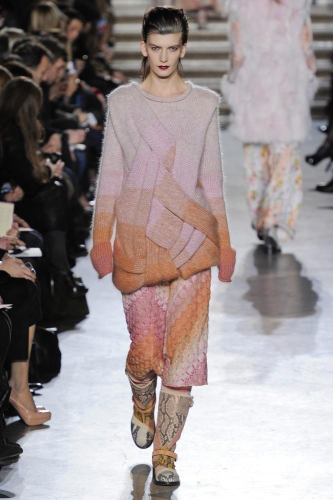 Foto de Missoni en la Semana de la Moda de Milán Otoño-Invierno 2011/2012: color boho chic (31/33)