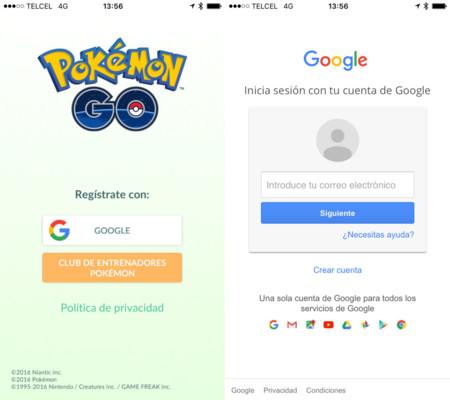 """Niantic reconoce que solicitar pleno acceso a la cuenta de Google en Pokémon GO es """"un error"""""""