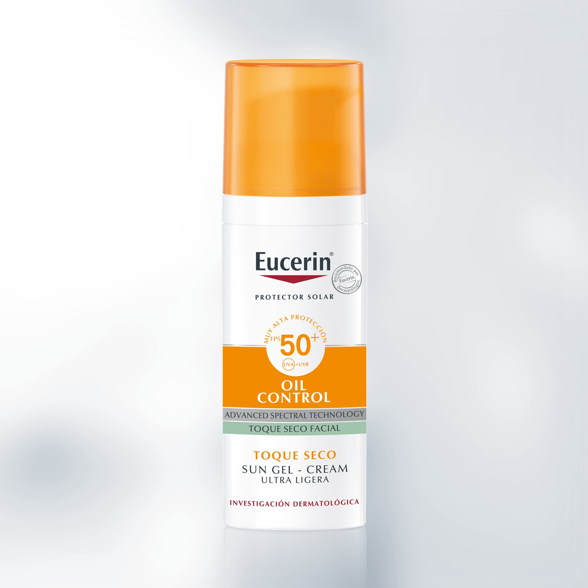 Eucerin Gel-Crema Oil Control Dry Touch Spf 50+