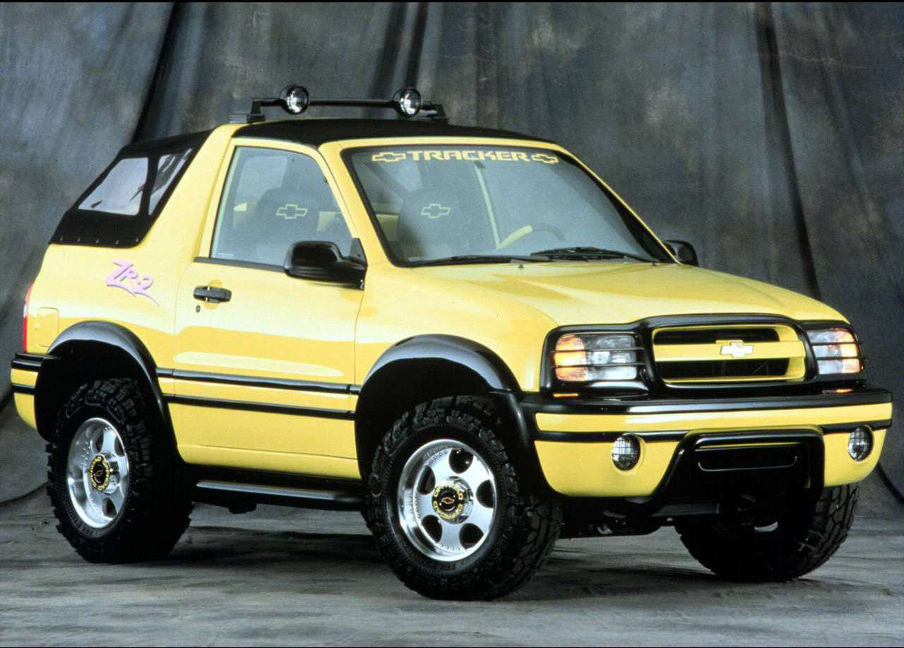 Foto de Chevrolet Tracker (5/14)