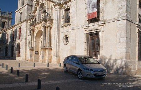 Honda Insight, prueba (exterior e interior)