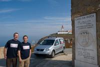 Lisboa-Magadan, 15.000 km de reto para la VW Caddy