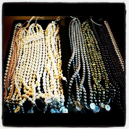 todas esas perlas