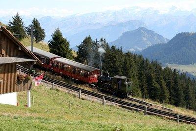 Viaja cómodamente por Suiza y disfruta de sus museos con el Swiss Pass
