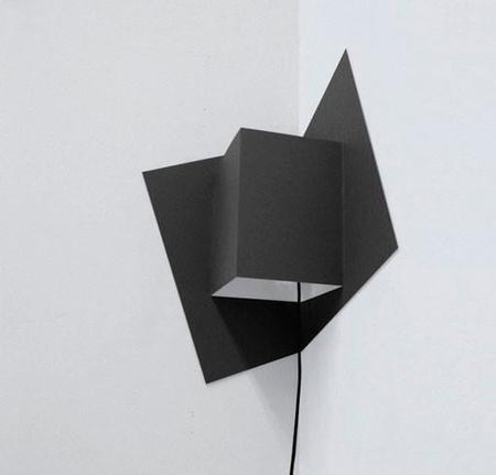 Lámpara de esquina
