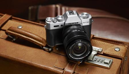 Nueva cámara Fuji X-T10