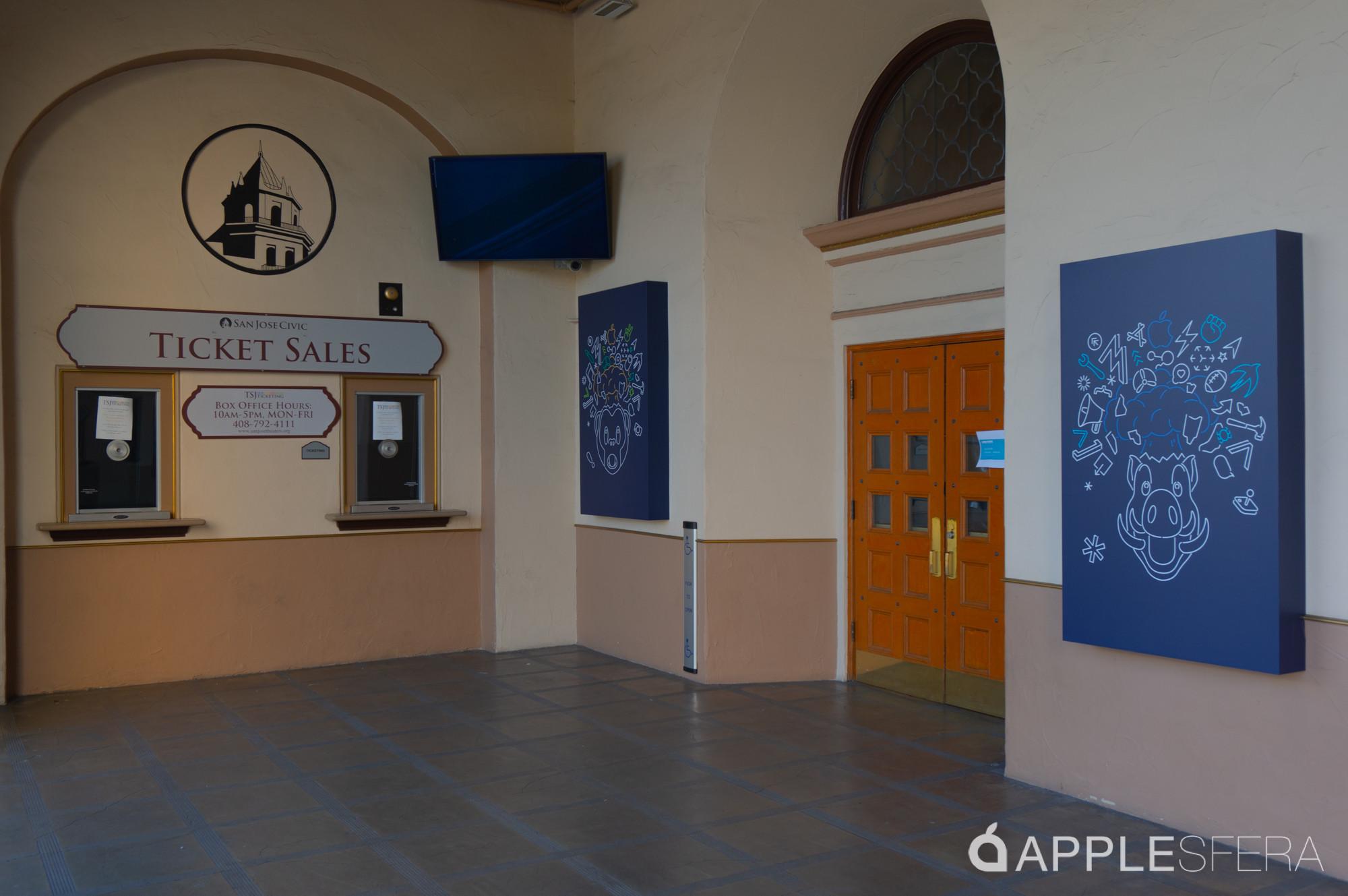 Foto de WWDC19 McEnery Center (22/35)