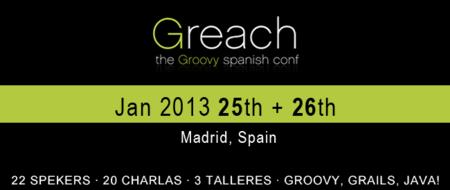 Greach, evento dedicado a Groovy y todo su ecosistema, hablamos con sus organizadores