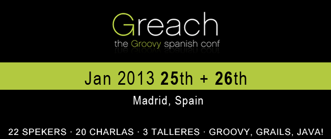 greach, evento sobre Groovy y Grails