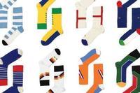 Wong Wong y Happy Socks: calcetines para el mundial