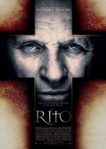 'El rito', cartel y tráiler