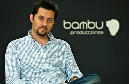 """""""Si pudiese hacer la serie que me apeteciese llevaría a cabo una de ciencia ficción realista"""", entrevista a Ramón Campos"""