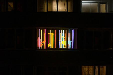 Installation By Kotryna Calkaite Photo By Adas Vasiliauskas