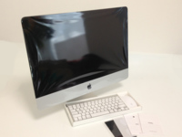 Unboxing y primeras imágenes del interior de los nuevos iMac de 21,5 pulgadas