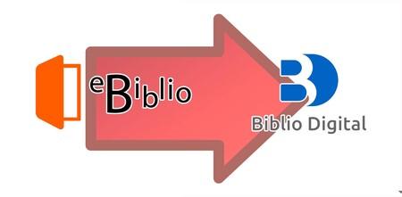 eBiblio regresa a las tiendas con novedades: la app de bibliotecas cambia a Biblio Digital en algunas Comunidades
