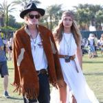 Más looks de famosos en el festival de Coachella