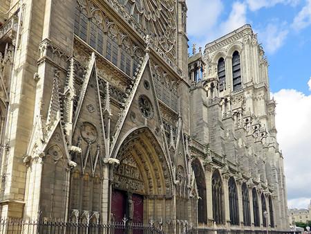 Catedral De Notre Dame Imagenes Antes Del Incendio 15 De Abril 20
