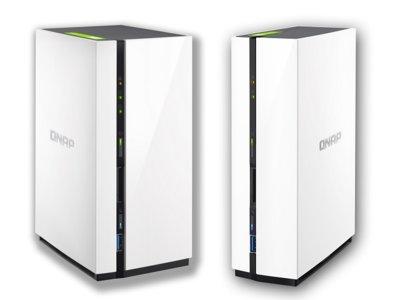QNAP lanza dos modelos de NAS para casa y a precios bastante ajustados