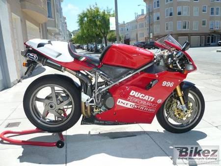 Ducati 996SPS