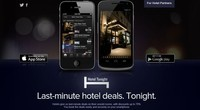 Hotel Tonight, las reservas a última hora llegan a España