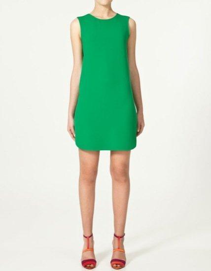 Zara verde