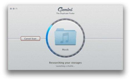 Gemini, buscando archivos duplicados en OS X de forma fácil