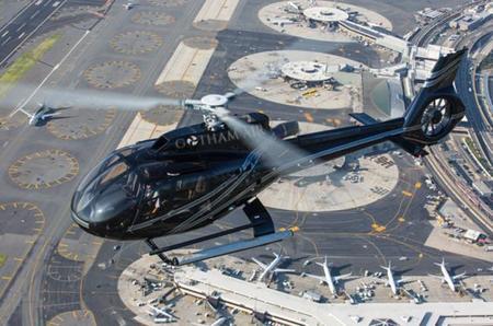 GothamAir vuela en helicóptero entre Manhattan y los aeropuertos a precios que todos nos podemos permitir