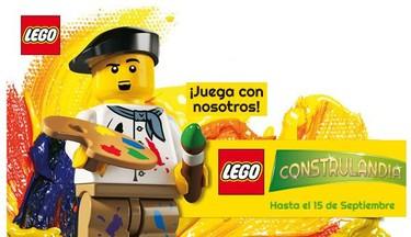 """""""Construlandia"""", exposición de Lego en Valencia"""