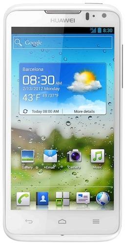 Huawei Ascend D Blanco