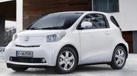 Toyota iQ, otra novedad de Toyota para el Salón de París