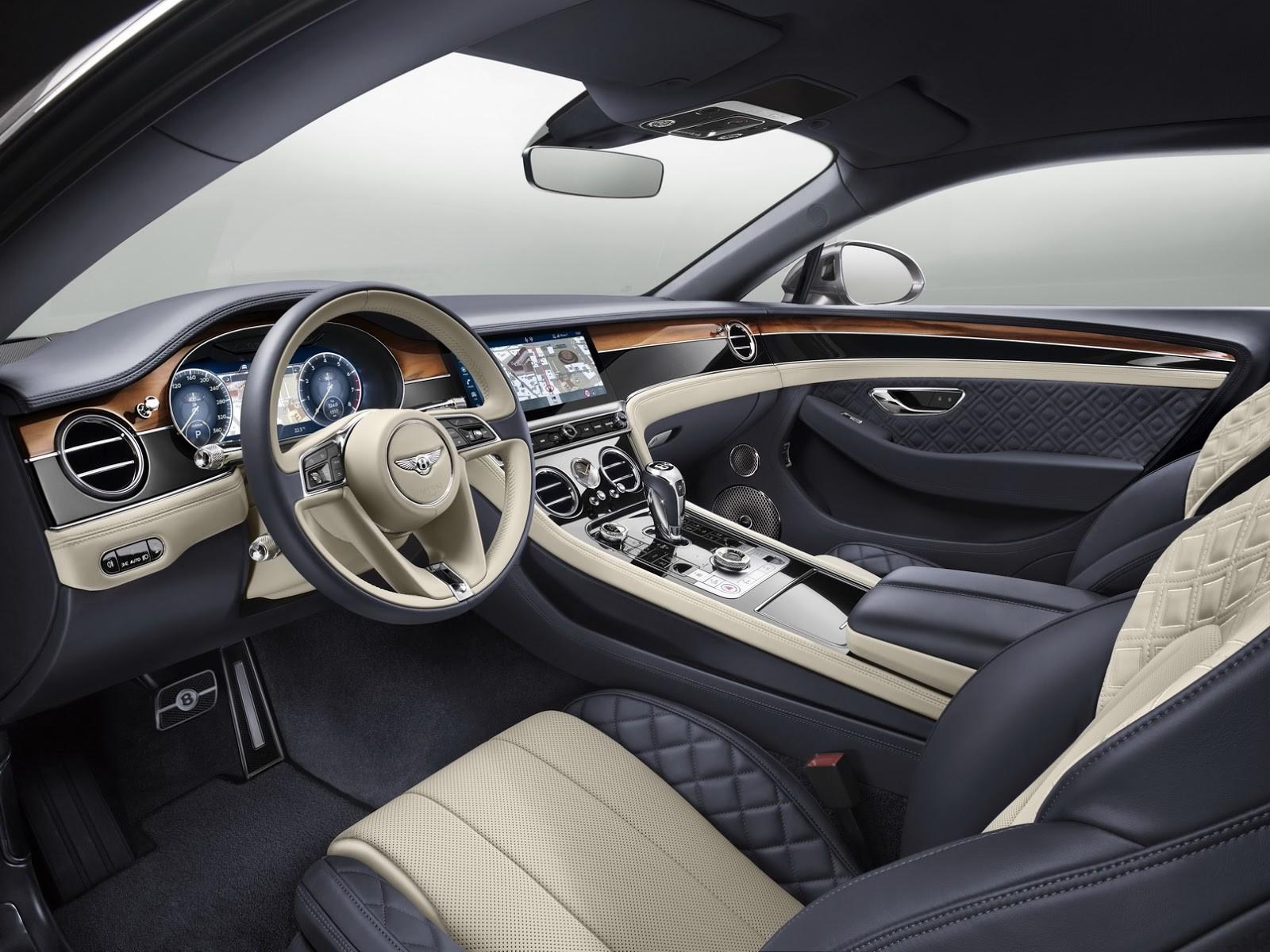 Foto de Bentley Contienetal GT 2018 (20/30)
