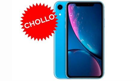 ¿Te quedaste con las ganas de tener un iPhone XR con 256 GB en azul? En el outlet de MediaMarkt en eBay lo tienes por ¡214 euros menos!