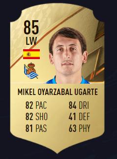 Oyarzabal FIFA 22