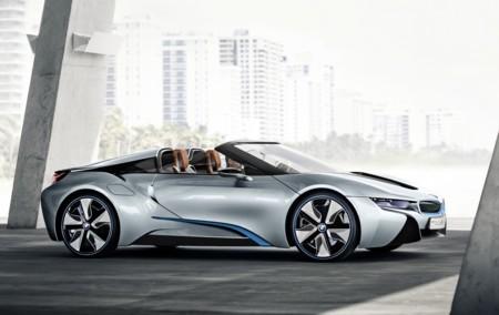 BMW i8 Spyder, cada día más cerca de llegar al concesionario