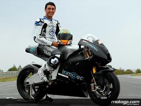 Inmotec GPI 10 otra y nueva <del>Moto2</del> MotoGP española