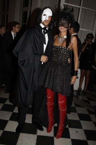 La fiesta más glamurosa del año: Vogue París celebra su 90 aniversario con un baile de máscaras
