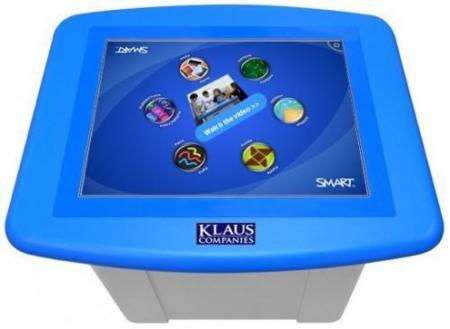 Smart Table, el pupitre digital