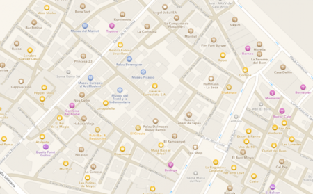 Alguien está trabajando duro: se detecta un aumento de las correcciones en los mapas de Apple