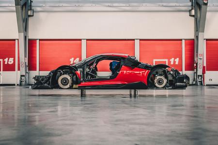 Ferrari P80/C 7