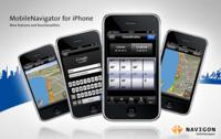 Navigon actualizará gratuitamente MobileNavigator para iPhone con 13 funcionalidades nuevas