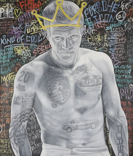 Steve McQueen por René Mäkelä
