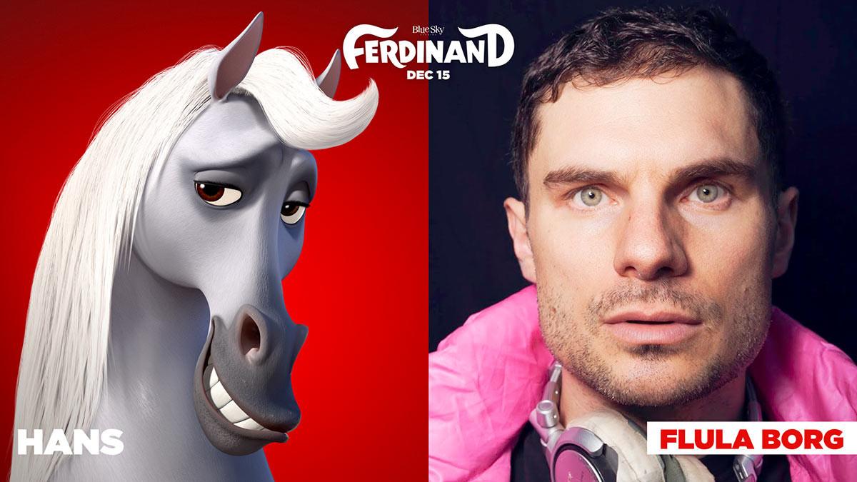 Foto de Las voces de 'Ferdinand' (8/14)