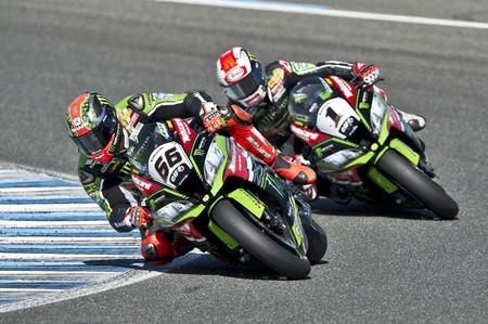Sykes Rea Sbk Jerez 2016