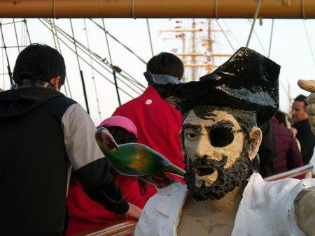España ha dejado de ser pirata